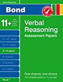 Bond Verbal Reasoning Assessment Papers 9-10 years Book 1 (Bond Assessment Papers)