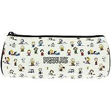 Snoopy Peanuts PNVI0691 - Estuche de tejido para lápices, multicolor