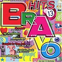 40 Hits (mr. president coco jambo / stefan raab hier kommt die maus / whigfield sexy eyes / squeezer blue jeans / captain jack drill instructor / mark morrison return of the mack / joan osborne one of us / hand in hand for children / david bowie pet shop boys hello spaceboyetc. and more)