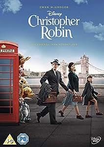 Christopher Robin [DVD] [2018]
