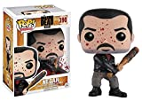 Unbekannt The Walking Dead Pop! Vinyl Figur 390 Bloody Negan