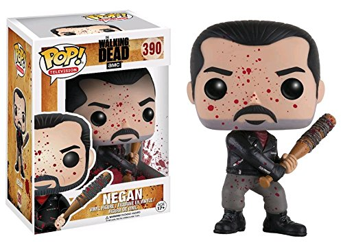 Funko Pop Negan y Lucile (The Walking Dead 390) Funko Pop The Walking Dead