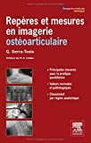 Repères et mesures en imagerie ostéoarticulaire