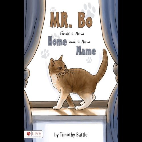 Mr. Bo Finds a New Home and a New Name  Audiolibri