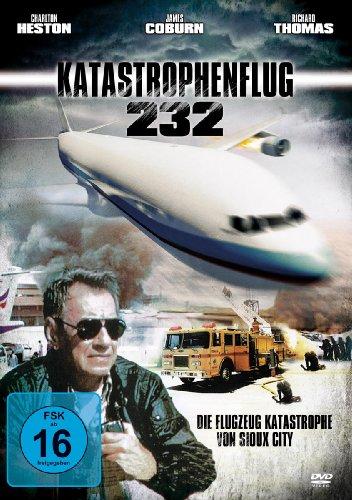 Katastrophenflug 232 - Charlton Heston / James Coburn (Flug 232)