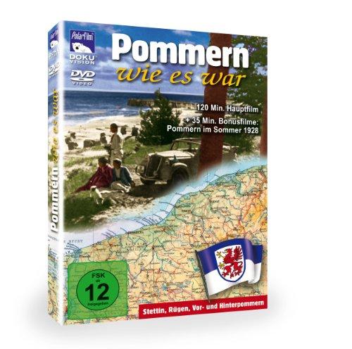 Pommern - wie es war...