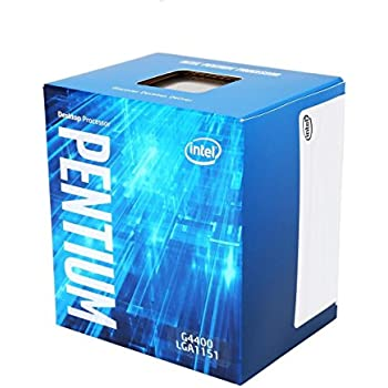 Intel BX80662G4400 - Intel Pentium G4400 (3.3 GHz, LGA1151, Dual-core)