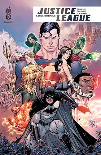 Justice League Rebirth, Tome 4