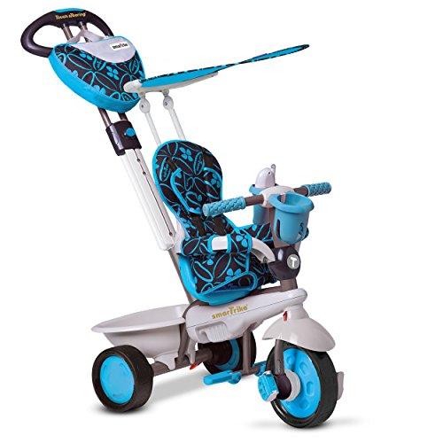 smarTrike Dream Tricycle bébé 4 en 1 Bleu