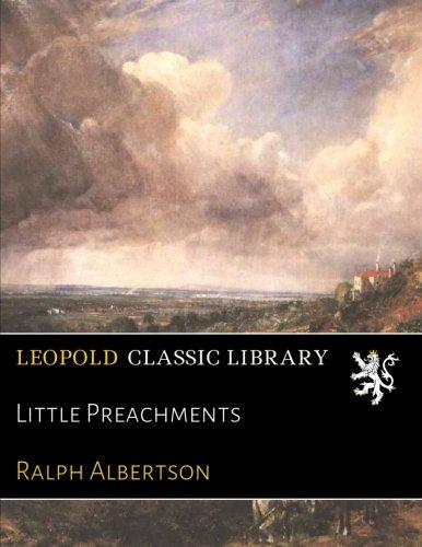 little-preachments