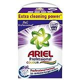 Ariel Professional Colorwaschmittel Pulver, 7,15kg– 110Waschladungen