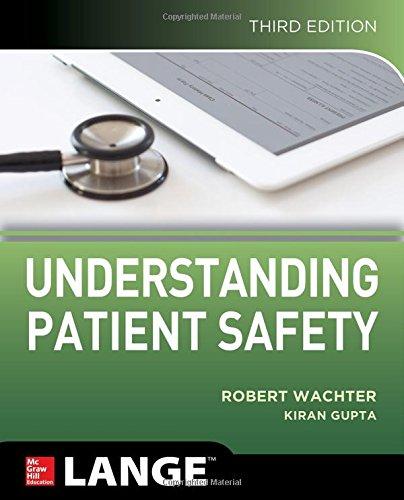 Download PDF Understanding Patient Safety Third Edition