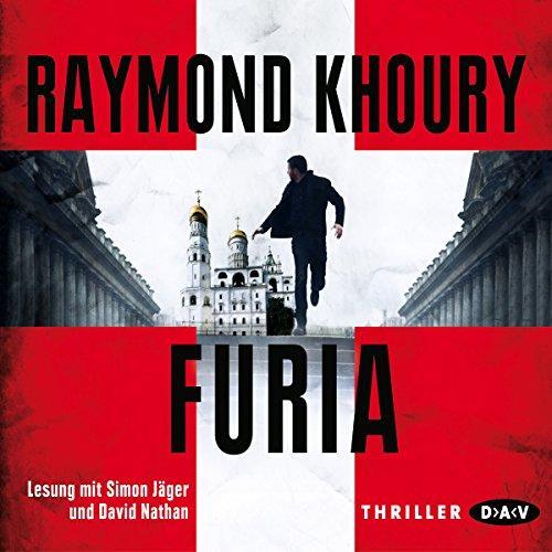 Buchseite und Rezensionen zu 'Furia' von Raymond Khoury
