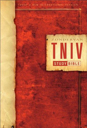 Study Bible-TNIV