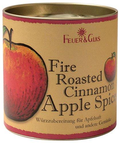 1 Stück Feuer & Glas Fire Roasted Cinnamon Apple Spices Apfelsaft Gewürz,180 g