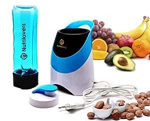 NUTRILOVERS Smoothie Mixeur / Blender Machine pour réaliser