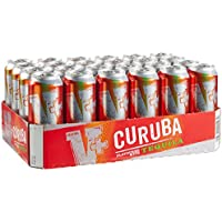 V+ Curuba Biermischgetränk, EINWEG (24 x 0.5 l Dose)