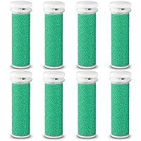 E-Cron® Ersatzroller kompatibel mit Emjoi Micro-Pedi Hornhautentferner, Hart (Extra Grob) 8 Stk. preisvergleich bei billige-tabletten.eu