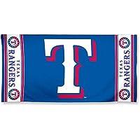 WinCraft MLB TEXAS RANGERS Fiber Beach Towel 75 cm x 150 cm