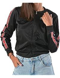 Amazon.it  Champion - Giacche e cappotti   Donna  Abbigliamento 902eddb4d38c