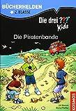 Die drei ??? Kids, Bücherhelden, Die Piratenbande - Boris Pfeiffer