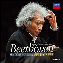 Beethoven: Symphonies No. 4 No. 7