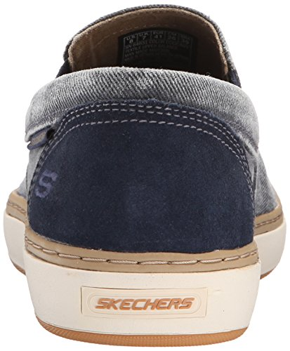 Skechers Usa Palen Tiago Slip-on Mocassins Navy