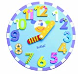 Boikido 715053 - Reloj Puzzle Madera