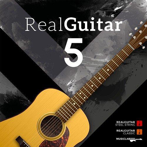 RealGuitar 5 Boxed Version