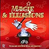 MAGIE ET ILLUSIONS - POP'UP