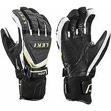 Leki Race Coach C-Tech S Handschuhe (schwarz/weiß)