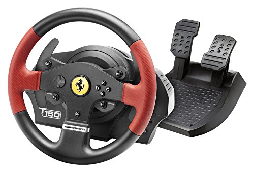 Thrustmaster Ferrari Force T150 Gaming Steering Wheel 51eUVqKBmaL
