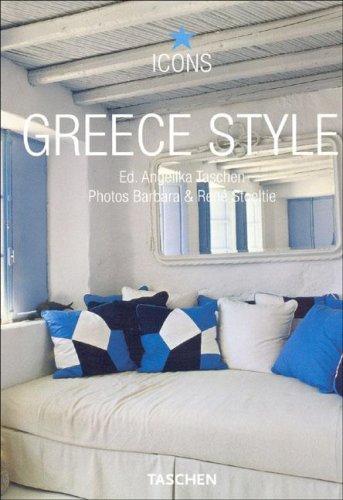 Greece Style. Ediz. italiana, spagnola e portoghese (Icons)