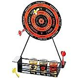 Bonzeal Magnetic Bullseye Darts Pub Club...