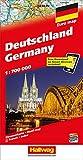 Hallwag Straßenkarten, Deutschland (Hallwag Strassenkarten) -