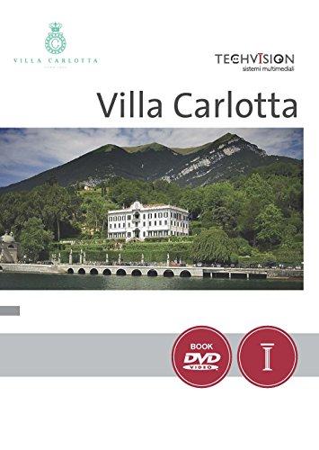 Villa Carlotta. Lago di Como. Ediz. italiana e inglese. Con DVD video por Serena Bertolucci
