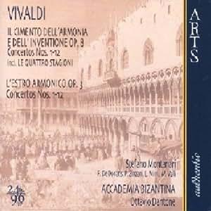 Vivaldi: Il Cimento dell'Armonia e dell'inventione; L'Estro Armonico [Box Set]