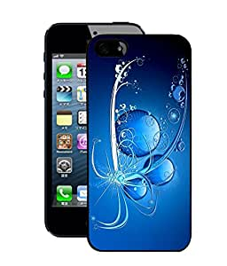 Crazymonk Premium Digital Printed Back Cover For Apple I Phone 5