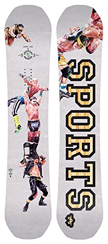ROME Herren Freestyle Snowboard Artifact Rocker Midwide 152