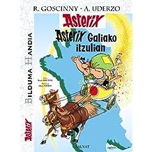 Asterix Galiako itzulian. Bilduma Handia (Euskara - 10 Urte + - Asterix - Bilduma Handia)