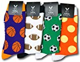 TwoSocks Basketball Socken Herren & Damen lustige und witzige Strümpfe als Geschenk, Baumwolle, Einheitsgröße