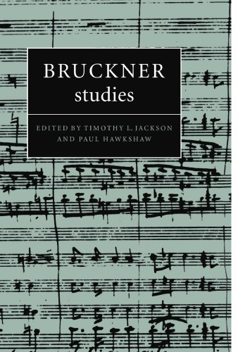 Bruckner Studies (Cambridge Composer Studies)