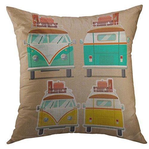 Mugod - Funda de Almohada Decorativa para sofá, Cama, decoración del hogar,...