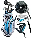 MacGregor Ladies DCT Golf Package Set All Graphite Deluxe Cart Bag New 2017
