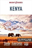 Front cover for the book Insight Guide : Kenya by Insight Guides