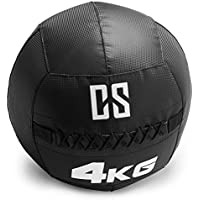 Capital Sports Bravor Balón medicinal PVC 4 Kg (entrenamiento del core 5dd4da1d36a2