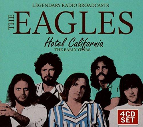 Hotel California-the Early Years (California Cd Hotel)