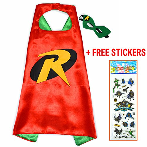 lden-Kostüme für Kinder-Cape und Maske-Spielsachen für Jungen und Mädchen-Kostüm für Kinder von 3 bis 10 Jahre-für Karneval, Fasching oder Motto-Partys-King Mungo-KMSC007 (Cartoon Kostüme Für Mädchen)