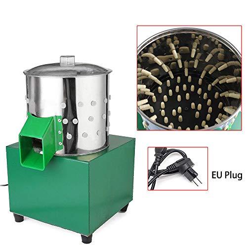 FLYHERO Nassrupfmaschine Geflügelrupfmaschine Rupfmaschine Wachteln Enten Hühner Geese f/Geflügelrupfmaschine Rupfmaschine Nassrupfmaschine Gänserupfmaschine Wachteln.