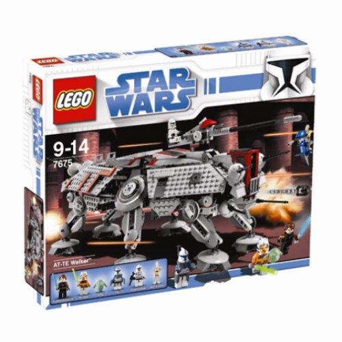 Preisvergleich Produktbild Lego Star Wars 7675 - AT-TE Walker